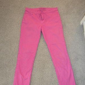 J Brand Pink Pants